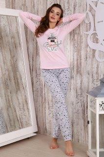 Купить Пижама женская 083001165 в розницу