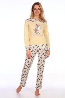 Купить Пижама кофта+брюки 083001179 в розницу