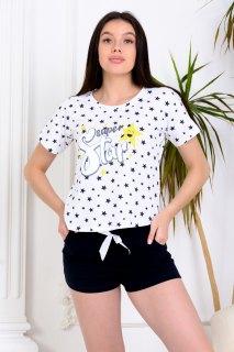 Купить Пижама женская 083001185 в розницу