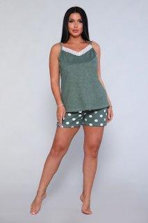 Купить Пижама топ + шорты 083001191 в розницу
