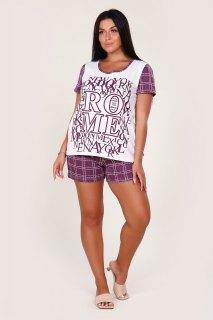 Купить Пижама женская 083001197 в розницу
