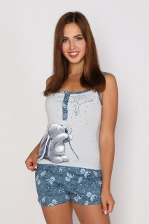 Купить Пижама женская 083001200 в розницу
