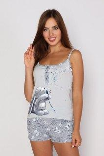 Купить Пижама женская 083001201 в розницу