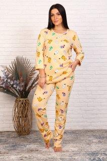 Купить Пижама женская 083001207 в розницу