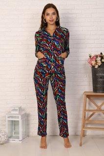Купить Пижама женская 083001208 в розницу