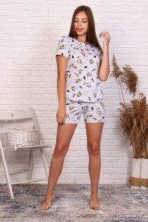 Купить Пижама женская 083001209 в розницу