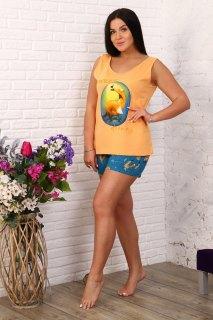 Купить Пижама женская 083001218 в розницу