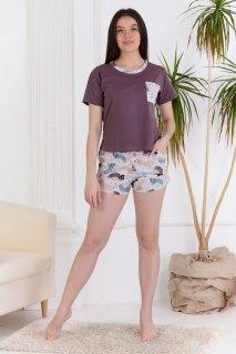 Купить Пижама женская 083001226 в розницу