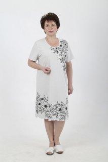 Купить Ночная сорочка женская 083101536 в розницу