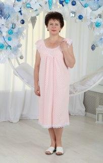 Купить Ночная сорочка женская 083101539 в розницу
