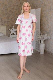 Купить Ночная сорочка из кулирки 083101610 в розницу