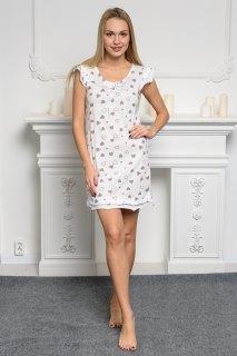 Купить Ночная сорочка из кулирки 083101620 в розницу