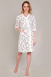 Купить Комплект женский халат+сорочка 083201013 в розницу