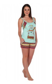 Купить Пижама женская 083201175 в розницу