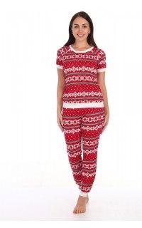 Купить Пижама женская 083201234 в розницу
