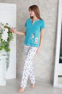 Купить Пижама женская 083201260 в розницу