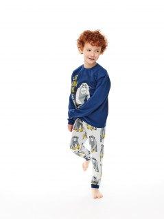 Купить Пижама для мальчика 085700487 в розницу