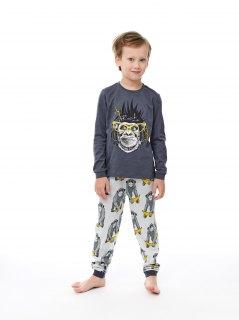 Купить Пижама для мальчика 085700488 в розницу
