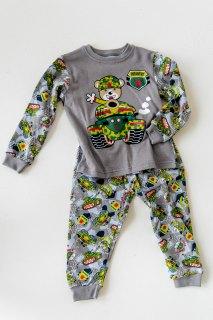 Купить Пижама детская из футера 085700503 в розницу
