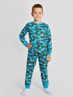 Купить Пижама детская из футера 085700515 в розницу