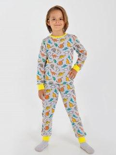 Купить Пижама детская из футера 085700516 в розницу