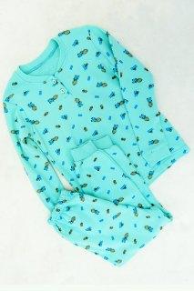 Купить Пижама детская из интерлока 085700531 в розницу
