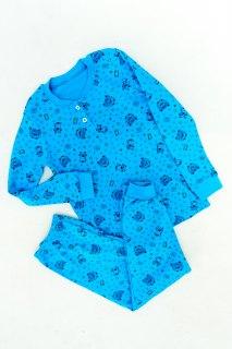 Купить Пижама детская из интерлока 085700532 в розницу