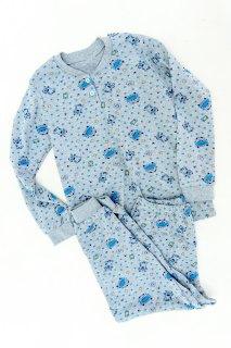 Купить Пижама детская из интерлока 085700533 в розницу