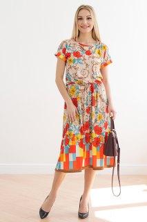 Купить Платье женское 087400874 в розницу
