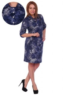 Купить Платье женское 087400921 в розницу