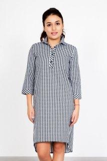 Купить Платье - рубашка 087400937 в розницу