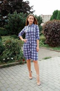 Купить Платье рубашка 087400956 в розницу