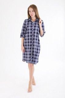 Купить Платье рубашка 087400957 в розницу