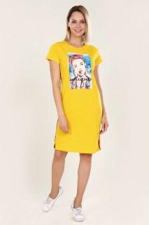 Купить Платье женское 087401131 в розницу