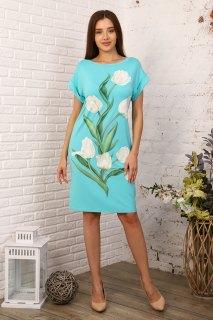 Купить Платье женское 087401238 в розницу