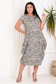 Купить Платье женское  087401243 в розницу