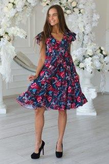 Купить Платье женское 087401281 в розницу