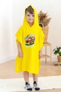 Купить Халат детский Пончо 091200016 в розницу