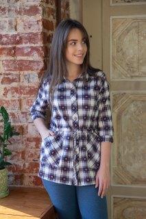 Купить Рубашка женская 091900069 в розницу