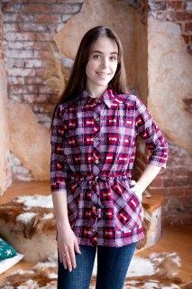 Купить Рубашка женская 091900071 в розницу