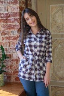 Купить Рубашка женская 091900075 в розницу