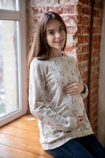 Купить Толстовка для беременных и кормящих женщин 093000753 в розницу