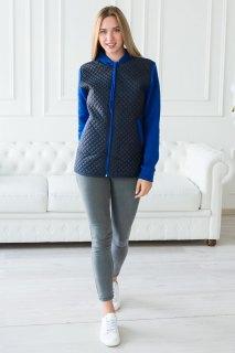 Купить Куртка женская стеганая 093000812 в розницу