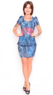 Купить Платье женское 24762 в розницу