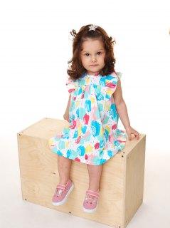 Купить Платье детское 267001357 в розницу