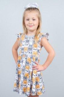 Купить Платье для девочки 267001525 в розницу