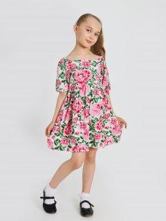 Купить Платье для девочки 267001543 в розницу