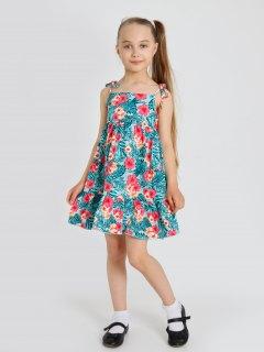 Купить Сарафан для девочки 267001559 в розницу