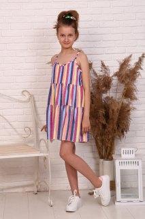 Купить Сарафан для девочки 267001566 в розницу