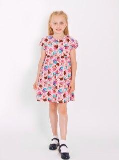 Купить Платье для девочки 267001593 в розницу